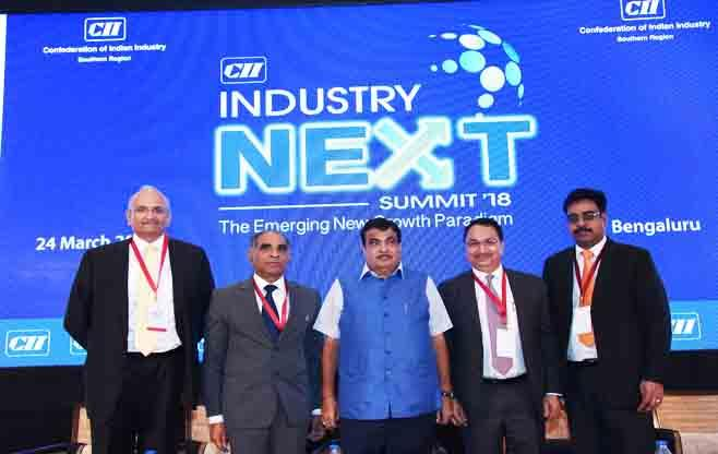 CII Industry Next Summit 2018