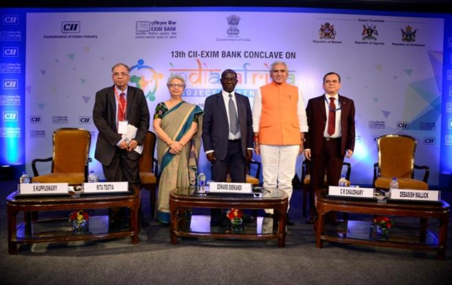 13th CII-Exim Bank Conclave