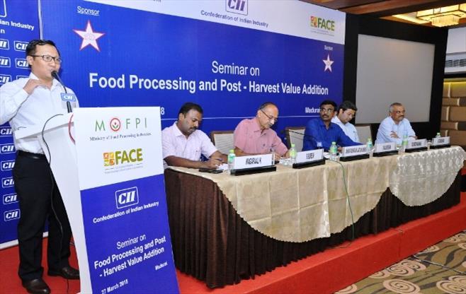 Seminar- Food Processing&Value Addition