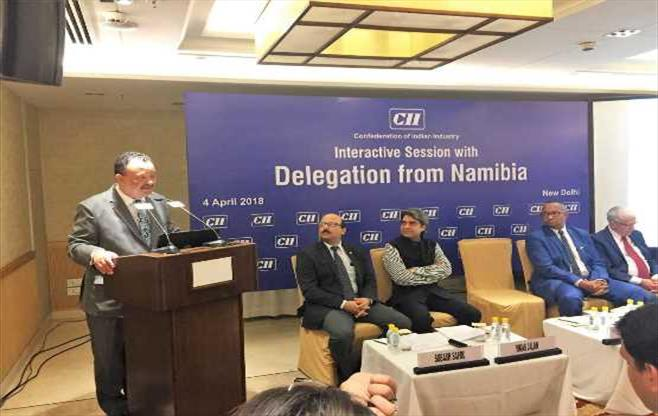 High Commissioner of Namibia to India