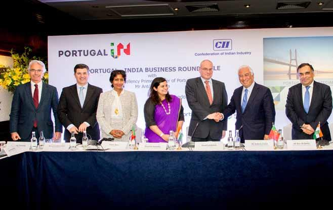 Portugal India Business Roundtable