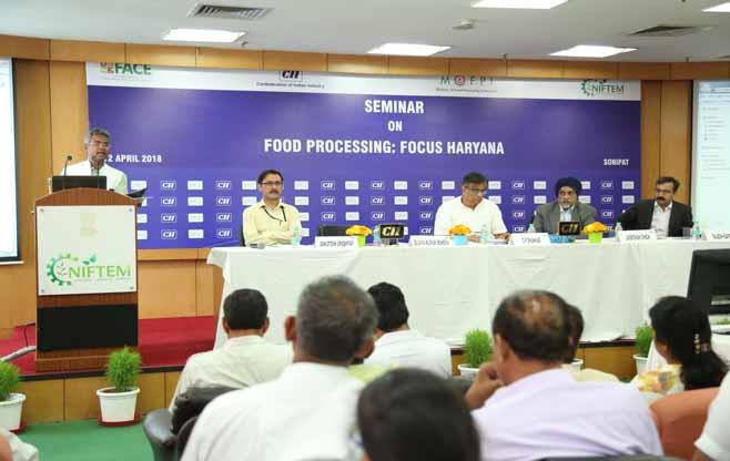 Food Processing: Focus Haryana