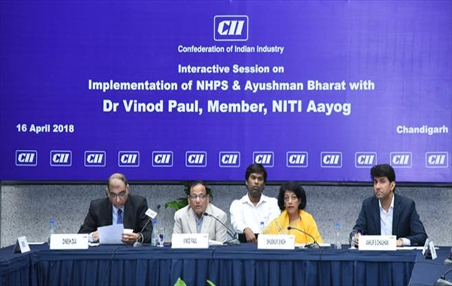Session on Implementation of NHPS