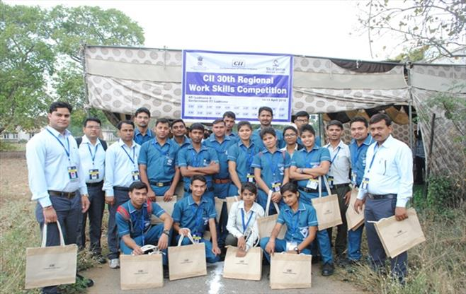 CII Regional Work Skills Competition