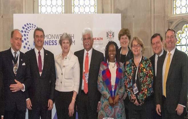 Commonwealth Business Forum