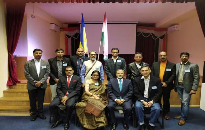 First CII Ayurveda Delegation to Russia