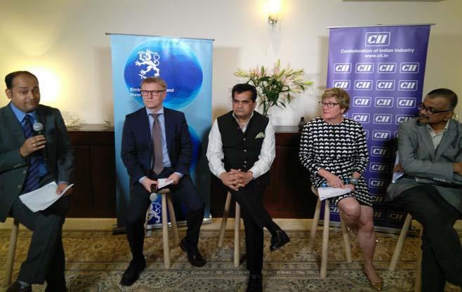 CII-Finland Session