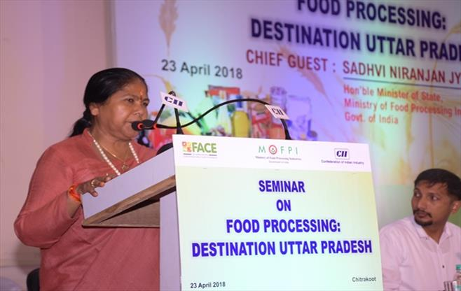 Session on Food Processing