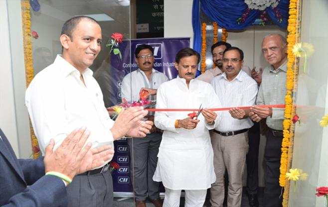 CII's new office premises at Bhopal
