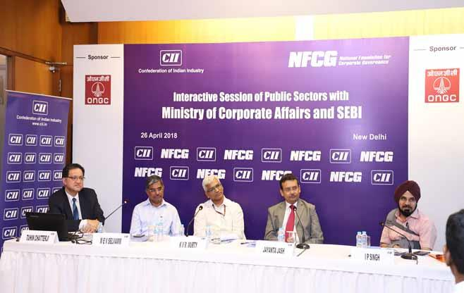 Interactive Session of Public sectors