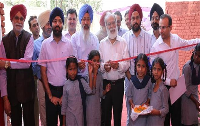 Inauguration of G. P. S. Ludhiana