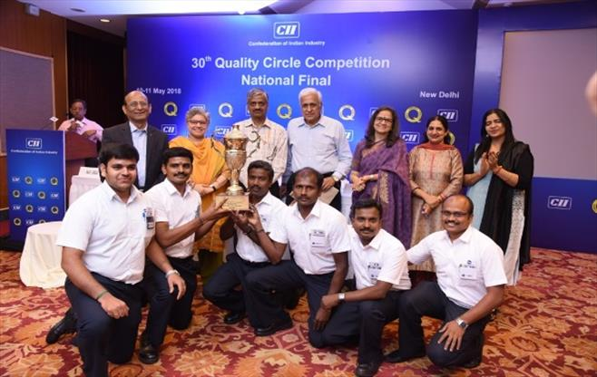 CII National Quality Circle Competition