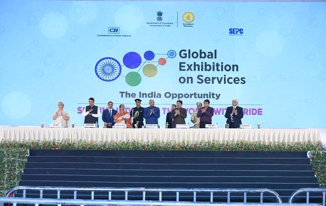 Global Exhibition Services 2018