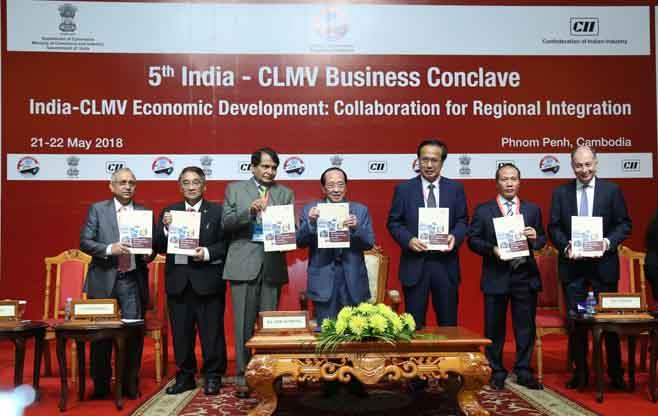 5th India CLMV Business Conclave