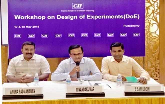 Workshop on Design of Experiments(DoE)