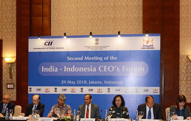 India – Indonesia CEOs Forum