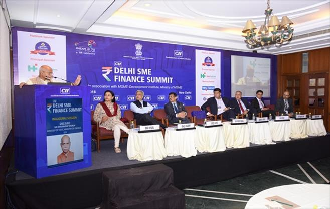 CII Delhi SME Finance Summit