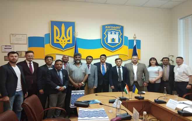CII Business Delegation to Ukraine