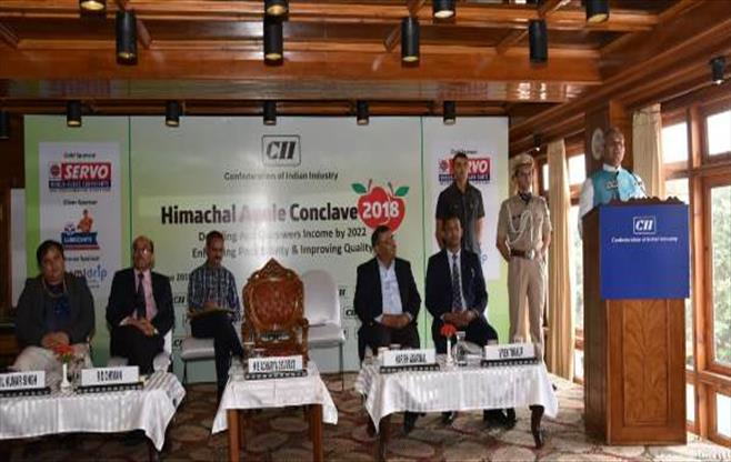 Himachal Apple Conclave 2018