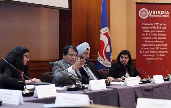 CII-USIBC roundtable in Washington
