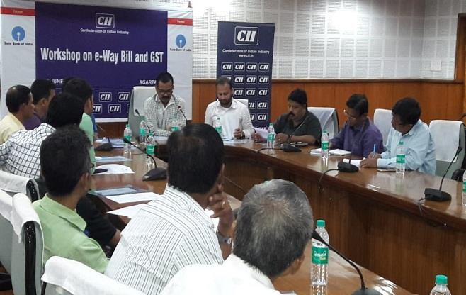 Workshop on e-Way Bill and GST