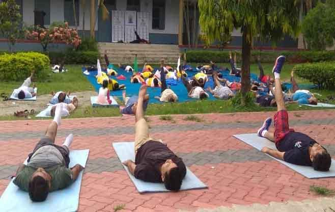 4th International Yoga Day