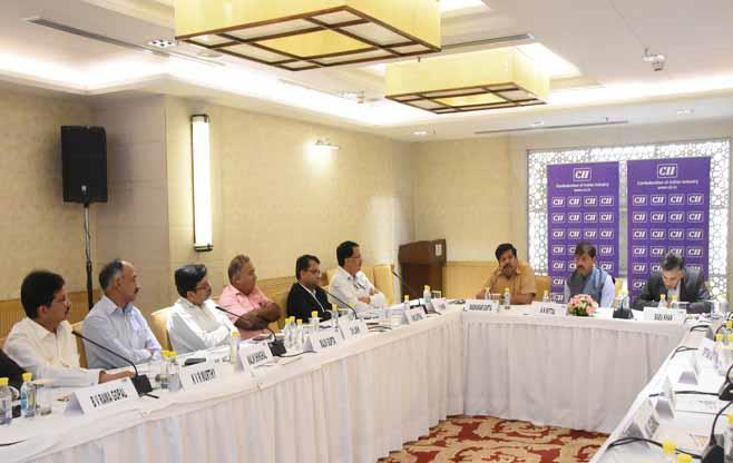 First meeting of the CII PSE Council
