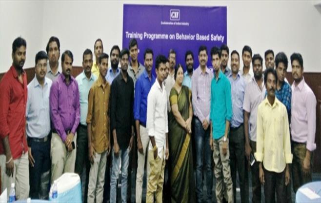 Programme on Behavior Based Safety