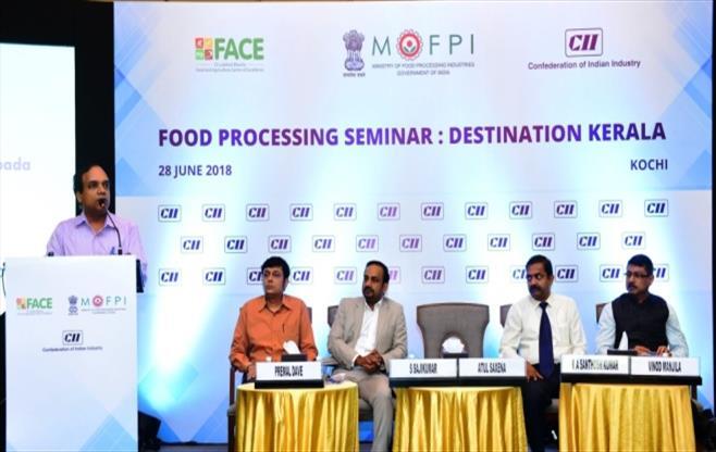 CII Kerala Food Seminar