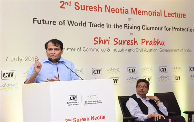 2nd Suresh Neotia Memorial Lecture