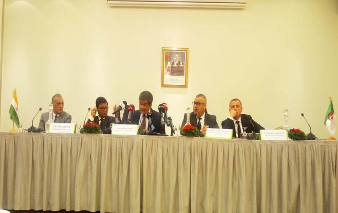 India Algeria Business Meeting