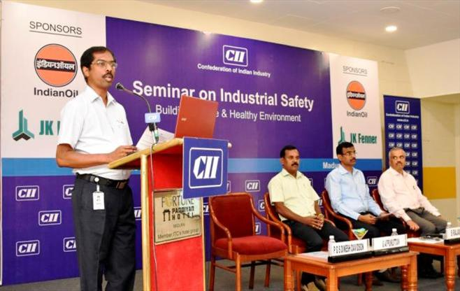 CII Seminar on Industrial Safety 2018