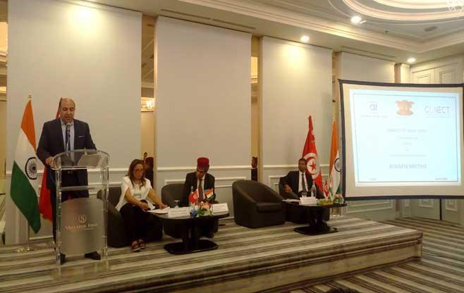 India Tunisia Business Meeting