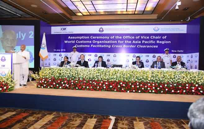 Conference on Customs-Facilitating