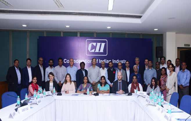 CII-OECD Interaction on Textile