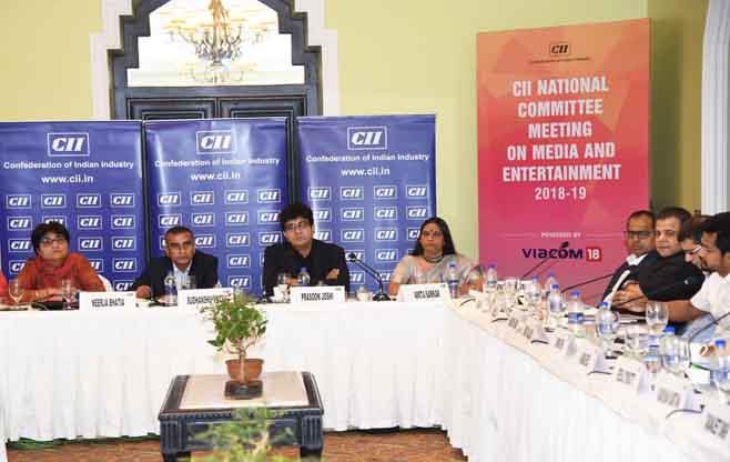 Committee meeting-Media &Entertainment