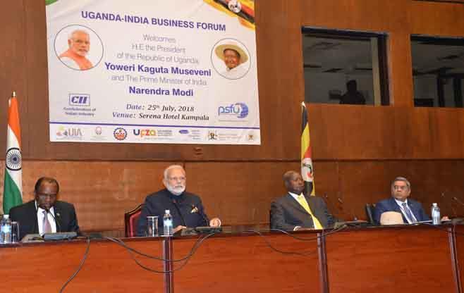India Uganda Business Forum