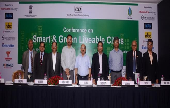 Rajasthan Conference on Smart & Green