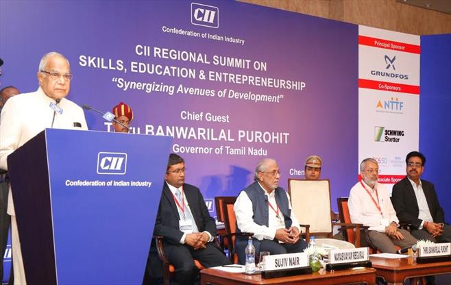 Regional Summit on Skills
