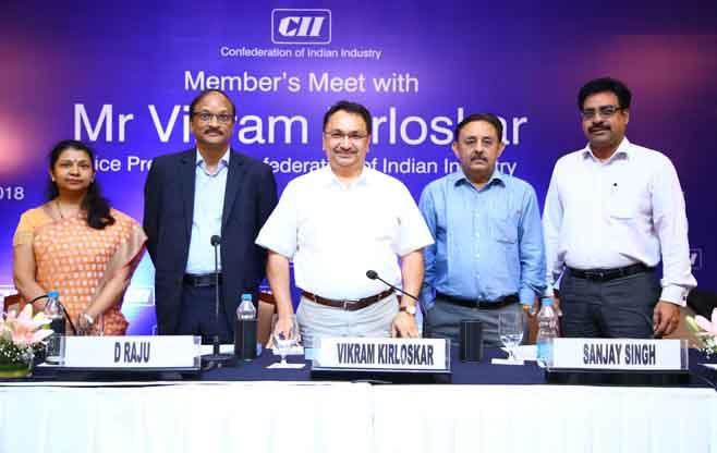 CII - Members' Meet