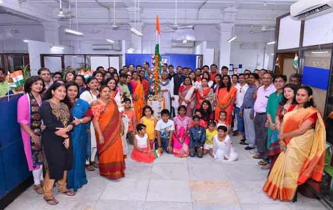Independence Day Celebrations at CII