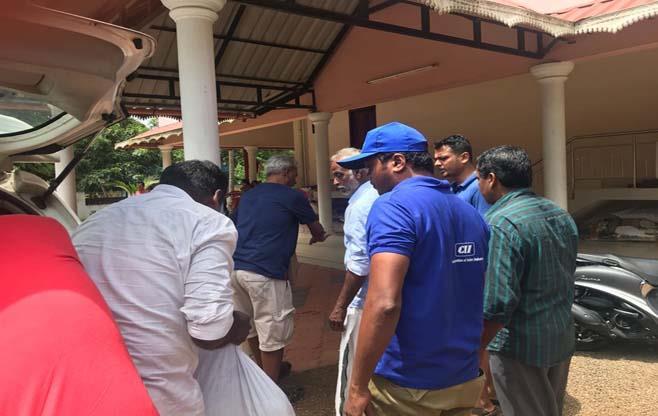 CII Kerala Flood Relief &Rehabilitation