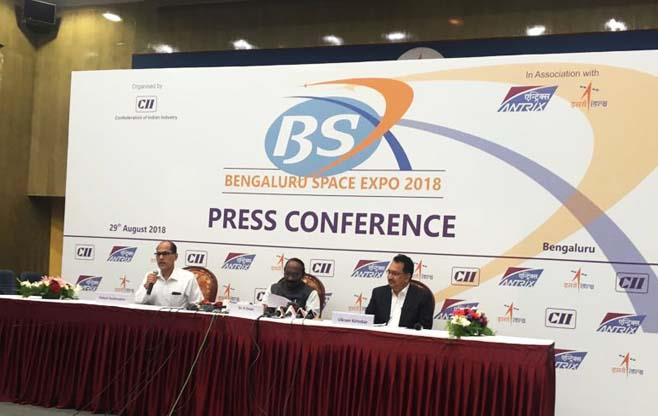 Bengaluru Space Expo Press Conference