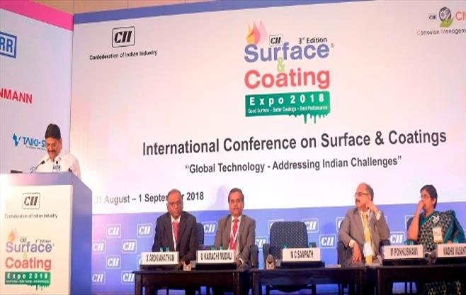 CII Surface & Coating Expo 2018