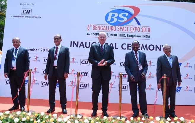 Bengaluru Space Expo 2018