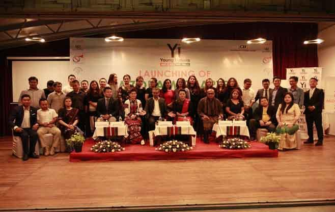 Launch of Yi-Mizoram Chapter