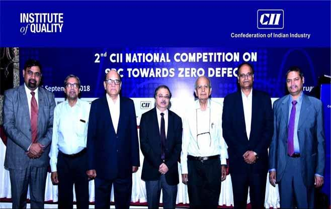Competition on SPC Towards Zero Defect
