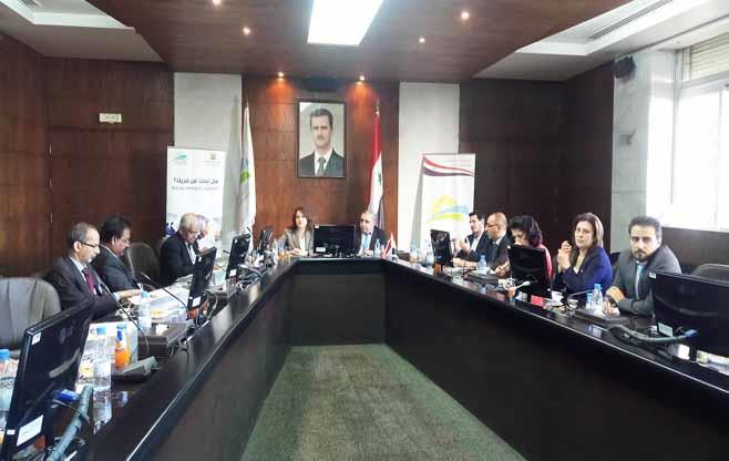 CII business delegation to Syria