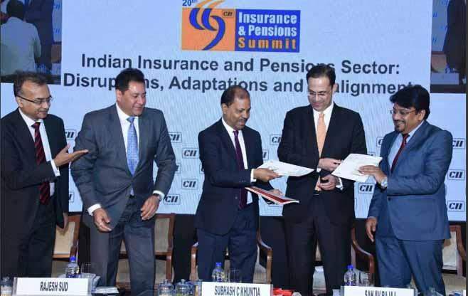 CII Insurance & Pensions Summit