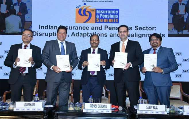 CII 20th Insurance & Pensions Summit